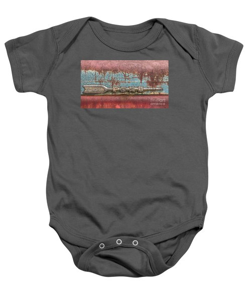 This Old Truck Baby Onesie