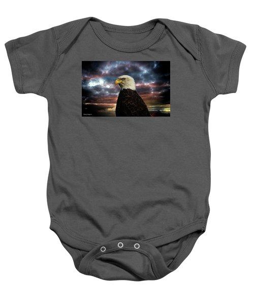 Thunder Eagle Baby Onesie