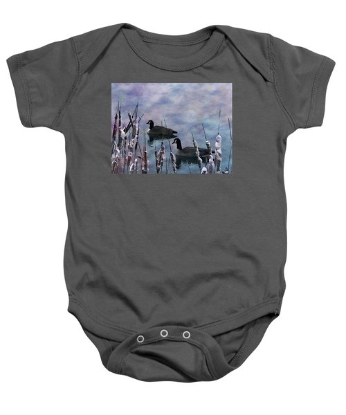 Time To Go South Baby Onesie