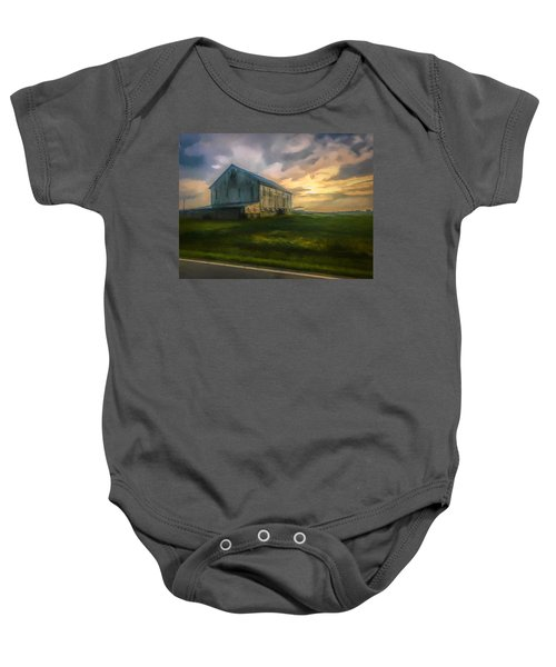 Time To Wake Baby Onesie