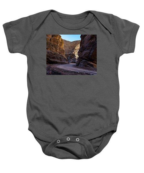 Titus Canyon I Baby Onesie