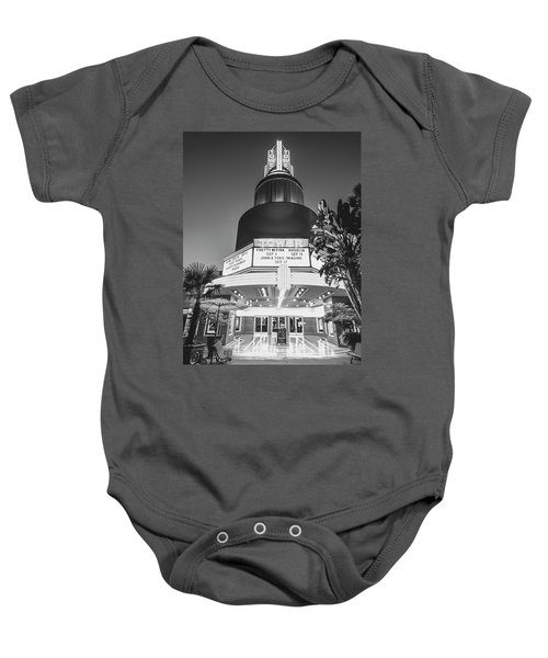 Tower In Silence- Baby Onesie