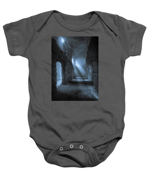 Traces Of The Past Baby Onesie