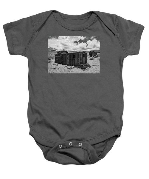 Union Pacific Caboose Baby Onesie