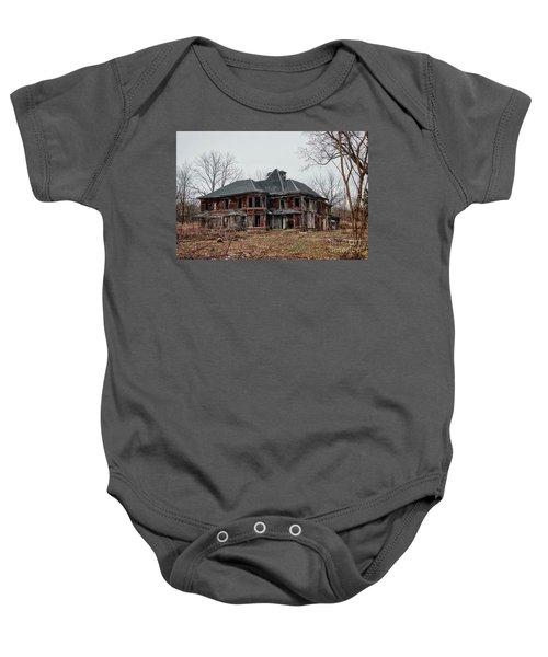 Urban Exploration Baby Onesie