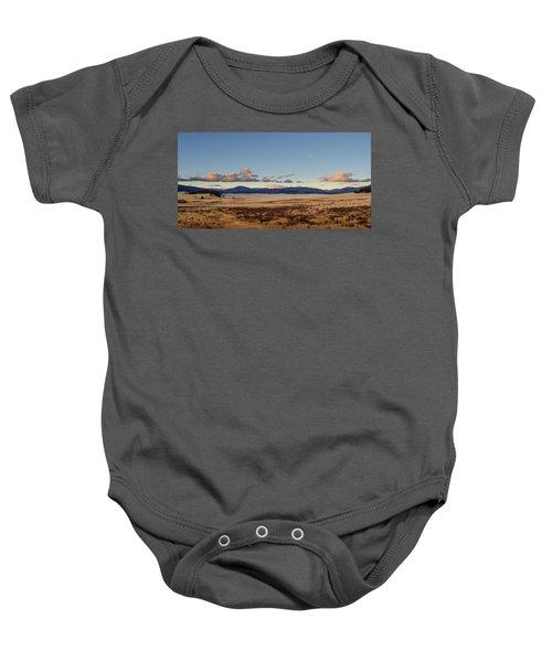 Valles Caldera National Preserve Baby Onesie
