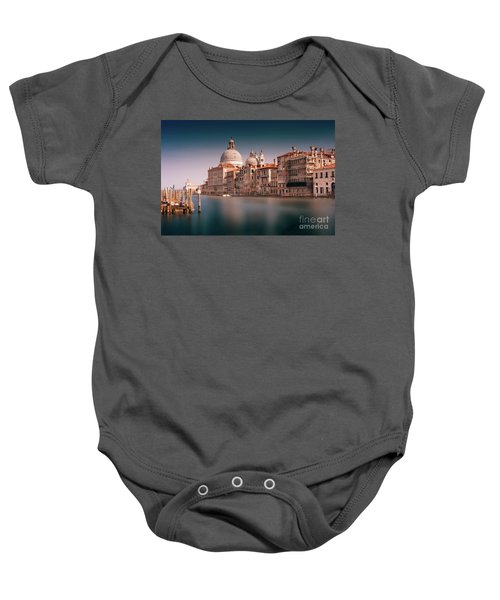 Venice Grand Canal Baby Onesie