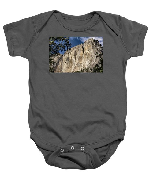 View From The Capitan Baby Onesie