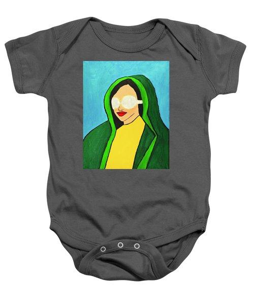 Virgin America Baby Onesie
