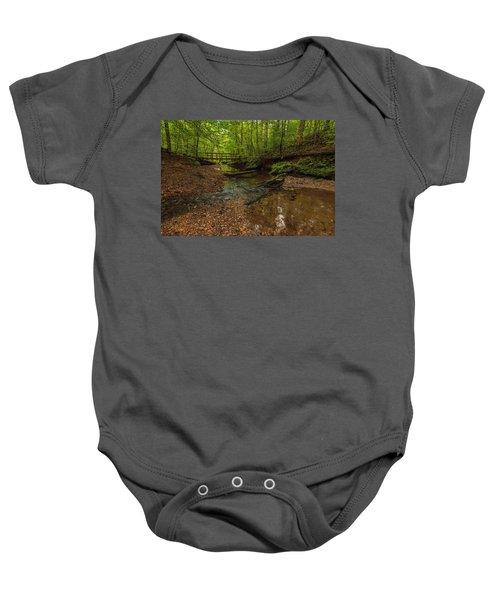 Walnut Creek Baby Onesie