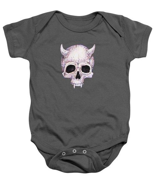 Warlock Baby Onesie