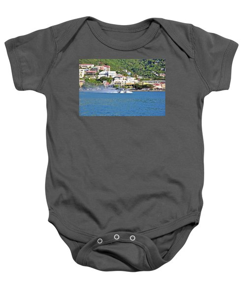 Water Launch Baby Onesie