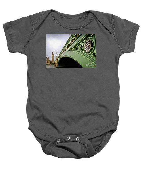 Westminster Bridge Baby Onesie