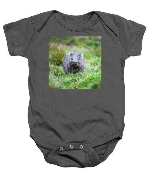 Wombat Baby Onesie