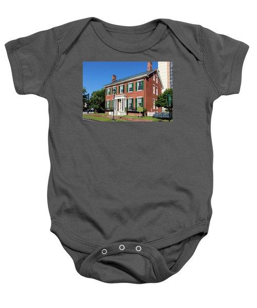 Woodrow Wilson Boyhood Home - Augusta Ga 3 Baby Onesie