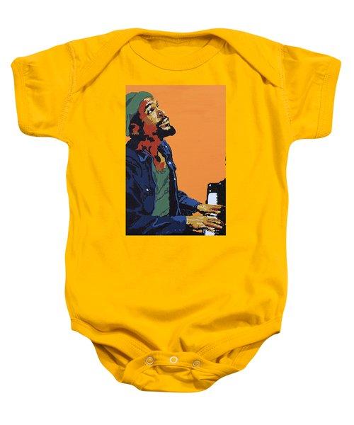 Marvin Gaye Baby Onesie