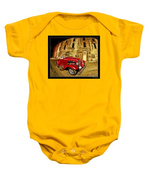 1930 Ford Model A Baby Onesie