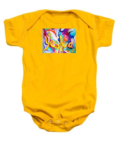 Yeshua Baby Onesie