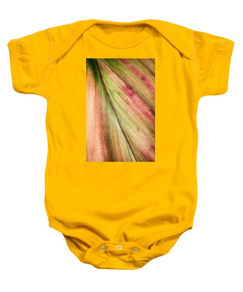 A Leaf Baby Onesie