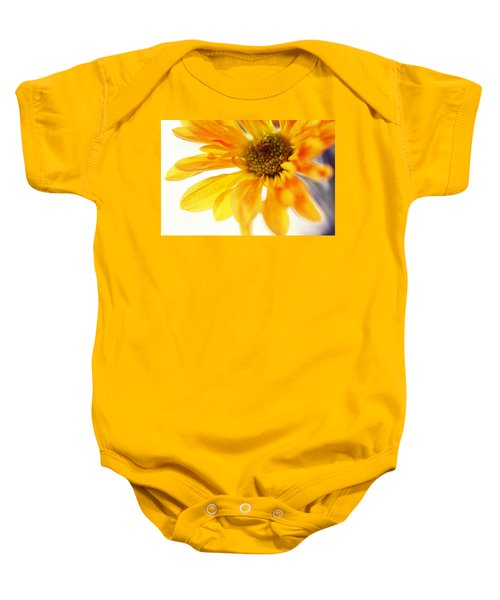 A Little Bit Sun In The Cold Time Baby Onesie