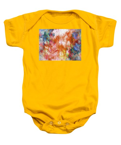 Abstract Artwork 19 Baby Onesie