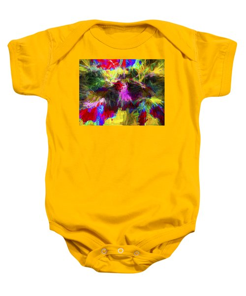 Abstract Artwork 22 Baby Onesie