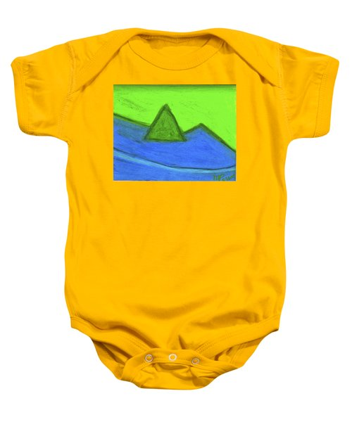 Abstract 92-001 Baby Onesie
