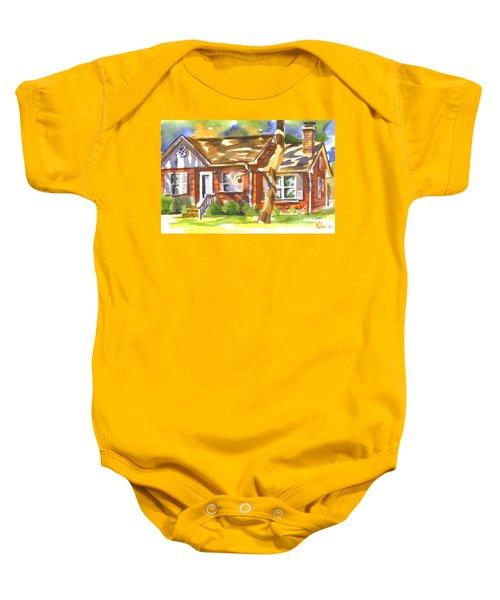 Adams Home Baby Onesie