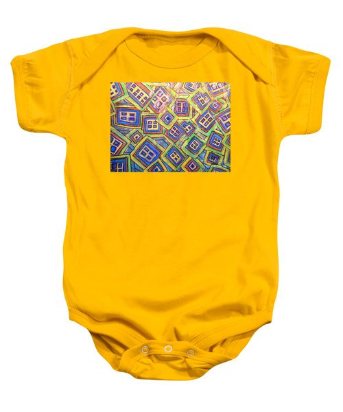 All Six's And Three's Baby Onesie