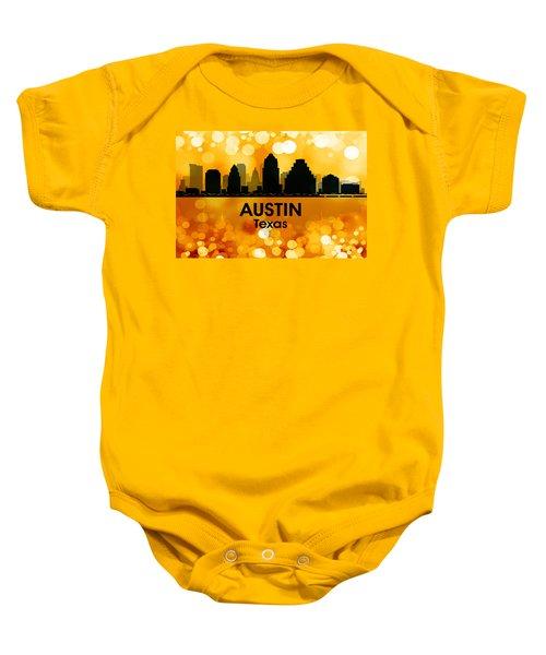 Austin Tx 3 Baby Onesie