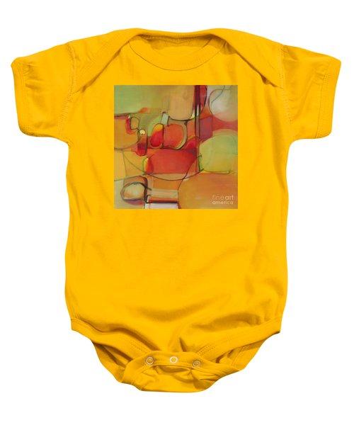 Bowl Of Fruit Baby Onesie
