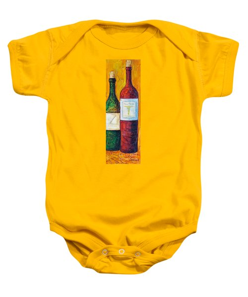 Cantina Campione Baby Onesie