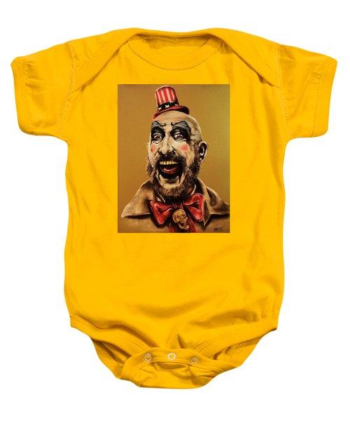 Captain Spalding Baby Onesie