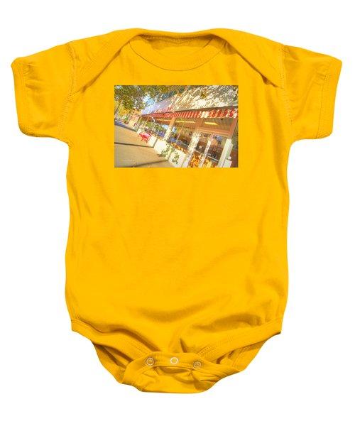 Central Dairy Baby Onesie