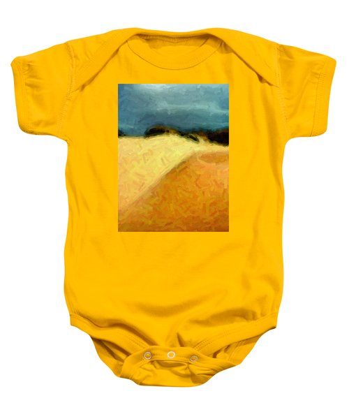 Dunes 1 Baby Onesie