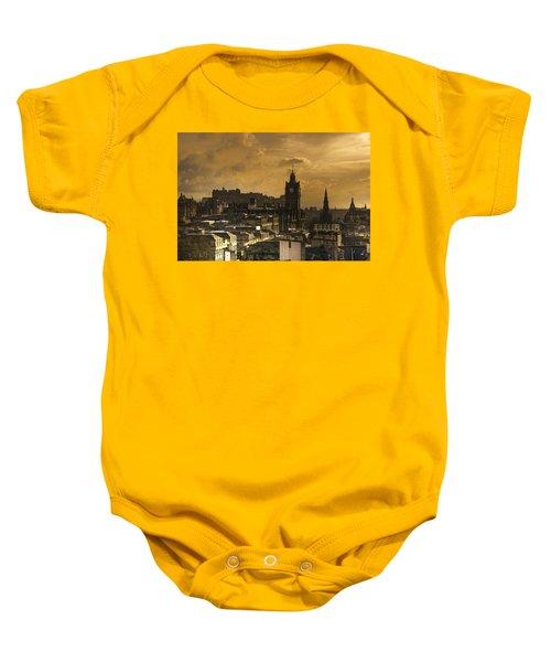 Edinburgh Dusk Baby Onesie
