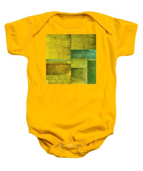 Essence Of Green Baby Onesie