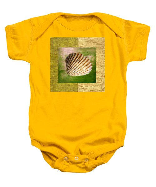 From The Sea Baby Onesie