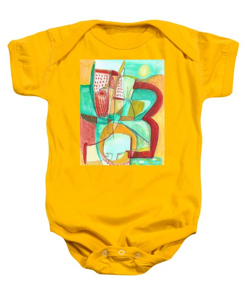 From Within 8 Baby Onesie