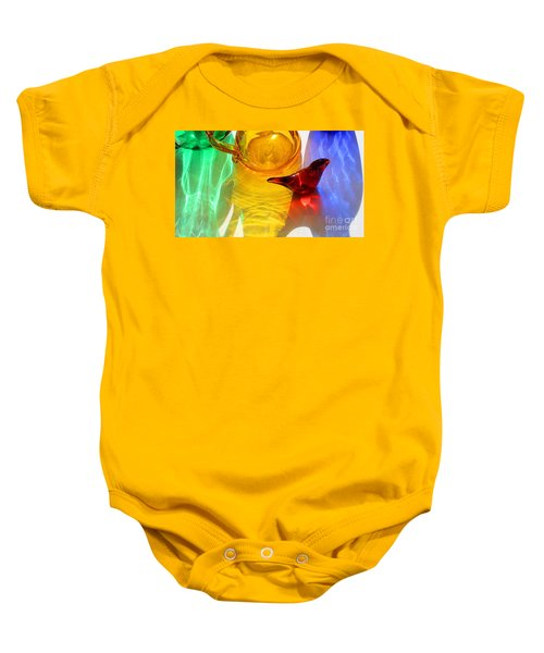 Glass Reflections #8 Baby Onesie