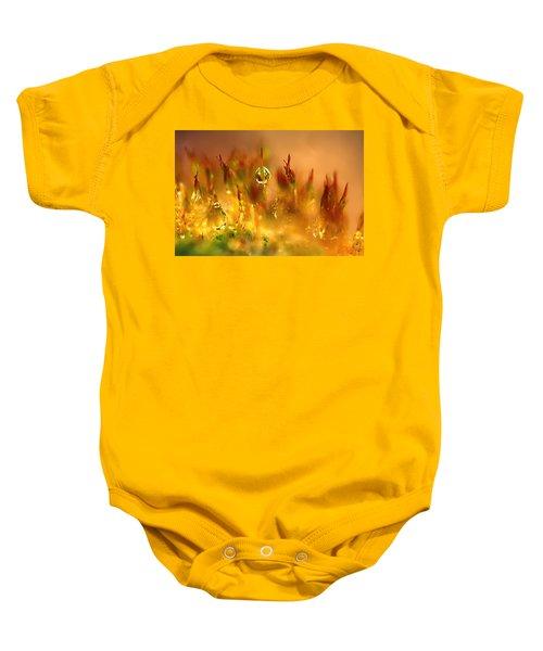 Golden Palette Baby Onesie