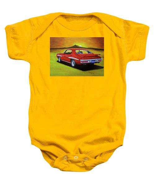 Gto 1971 Baby Onesie