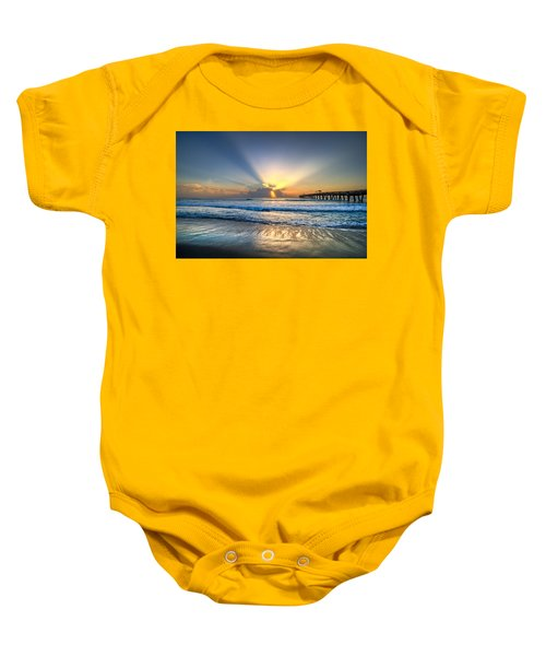 Heaven's Door Baby Onesie