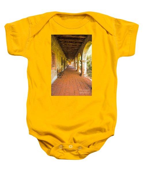 Historical Porch Baby Onesie