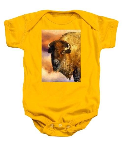 Icon Of The Plains Baby Onesie