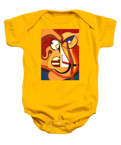Illuminatus 2 Baby Onesie