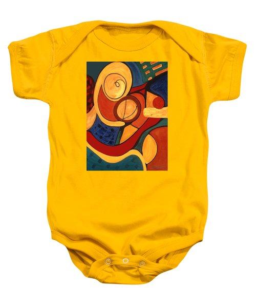 Illuminatus 3 Baby Onesie