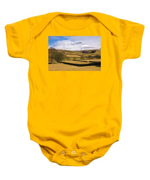 Ingleborough Baby Onesie