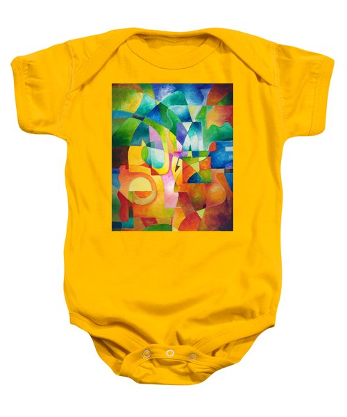 Just Outside Baby Onesie