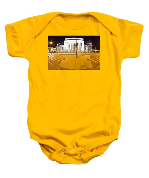 Midnight Train From Philly Baby Onesie